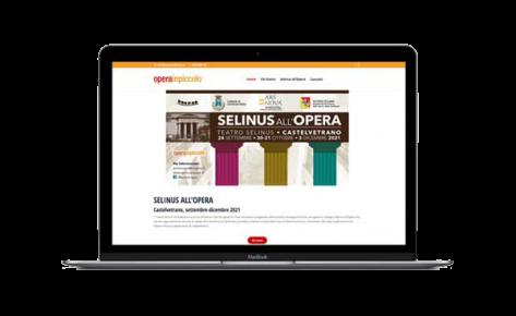 Opera in piccolo | Selinus all'Opera
